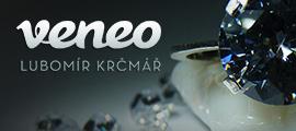 Zlaté a stříbrné šperky Veneo